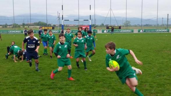 [Rugby Portogruaro A.S.D. - CONTATTI]