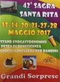 [42^ Sagra di Santa Rita]