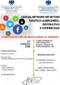 [I Social Network nei settori turistico-alberghiero, ristorativo e commerciale]