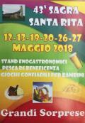 [43^ Sagra di Santa Rita]