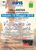 [3^ Marcia Villanova in Solidarietà]