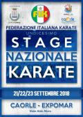 [11° Stage Nazionale Karate]