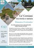 [Escursione a Ca' Corniani - tra storia e natura]