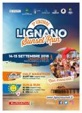 [LIGNANO SUNSET RUN]