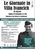 [Le Giornate in Villa Ivancich