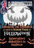 [Halloween alla British Institutes]