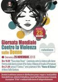 [Giornata Mondiale contro la Violenza sulle Donne]