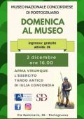 [#Domenicalmuseo]