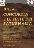 [Iulia Concordia e le Feste dei Saturnalia]