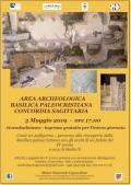 [Visita all'area archeologica e alla Basilica paleocristiana ]