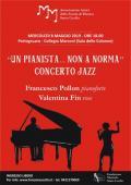 """[""""Un pianista… non a norma""""]"""