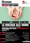 [Uomini e donne contro la violenza alle donne]
