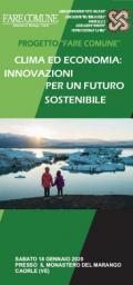 [Clima ed economia: innovazioni per un futuro sostenibile]