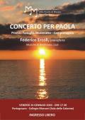 [Concerto per Paola]