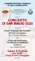 [Concerto di San Biagio]