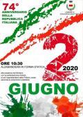 [74° anniversario della Repubblica Italiana]