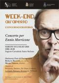 [Week-end all'aperto]