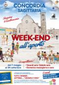 [Weekend all'aperto a Concordia]