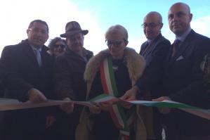 [Inaugurata la nuova sede dell'Agenzia delle Entrate a villa Martinelli]