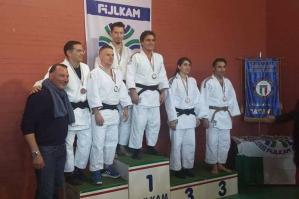 [Torneo di Grisignano: 2 bronzi per gli atleti del Judo Kiai Atena]