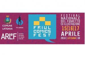 [La prima edizione del Friul Comics Fest fa tappa a Latisana]