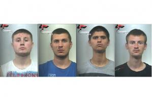 [Cintello: quattro moldavi arrestati  per ricettazione]