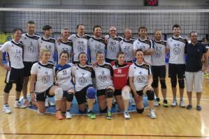 [Drink Team Portogruaro secondo alle finali del Campionato Aics volley misto]