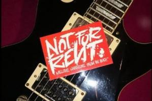 [Primo disco in uscita per i Not For Rent]