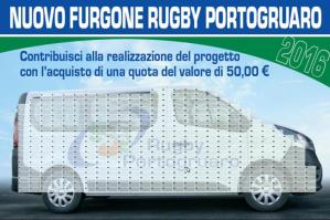 [Rugby Portogruaro, una raccolta quote per l'acquisto di un furgone]