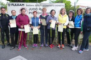 [Nordic Walking, terminato a Portogruaro il corso dedicato alle donne operate al seno]
