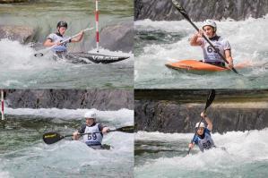 [Canoa Slalom: gli atleti del Canoa Club di Portogruaro terminano una stagione ricca di soddisfazioni]