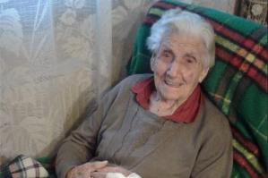 [Nonna Rina Bazzan oggi compie 106 anni]