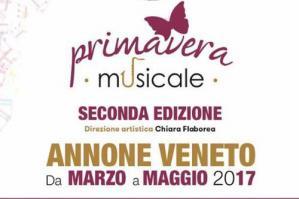 [Primavera musicale ad Annone Veneto]