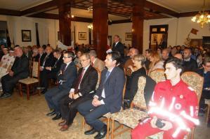 [Grande partecipazione alla commemorazione del Centenario della Grande Guerra alla caserma