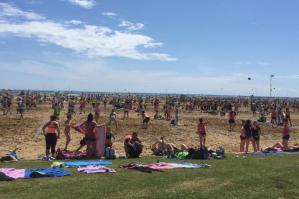 [Ultimi giorni per le iscrizioni alla Mizuno Beach Volley Marathon a Bibione]