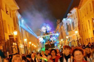 [Il tradizionale Carnevale in notturna a San Stino anche quest'anno]