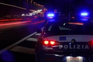 [Inseguiti dalla polizia sfondano il casello di Portogruaro, arrestati tre malviventi]