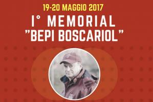 [1° Memorial dedicato a Bepi Boscariol]