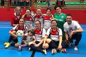 [Il Caorle Team Futsal si aggiudica la Coppa Interprovinciale Amatoriale]