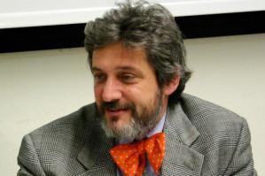 [Il prof. Giovanni Curatola all'ultimo appuntamento de