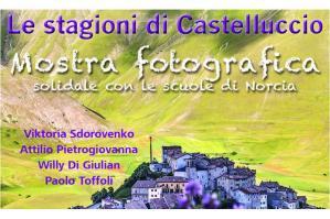 """[\""""Le stagioni di Castelluccio\"""", una mostra fotografica solidale a Caorle]"""