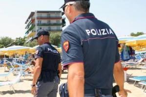 """[Ridotti gli agenti di polizia nei litorali per l'estate. UGL: """"Abbandonati dal Governo""""]"""