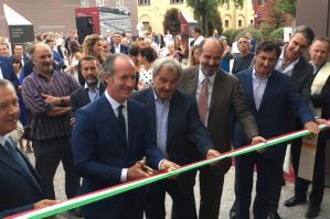[Inaugurato il nuovo Centro Aziendale Santa Margherita]