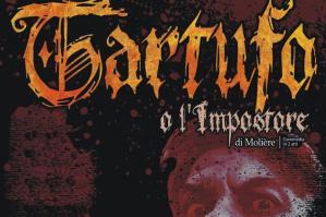 """[A Giussago arriva il """"Tartufo, o l'impostore"""" di Molière]"""