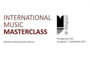 """[""""Cercando Amadè"""". Al Festival di Portogruaro anche Masterclass e """"Penombre""""]"""