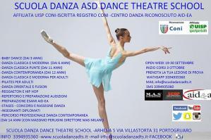 [Dance Theatre School, aperte le iscrizioni per l'Open Week Ballet ]