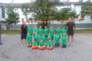 [Volge al termine il Mini Volley Camp della Pallavolo Portogruaro]