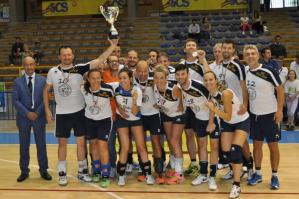 [Volley amatoriale, Asd Drink Team Vice Campione d'Italia]