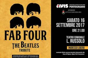 "[I Fab Four ""The Beatles tribute"" domani in concerto al Russolo ]"