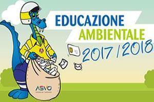[Inviati in tutte le scuole del territorio i progetti di educazione ambientale Asvo 2017/2018]